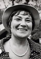 Photo of Bella Abzug