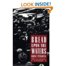 "Cover of Rose Pesotta's ""Bread upon the Waters"""