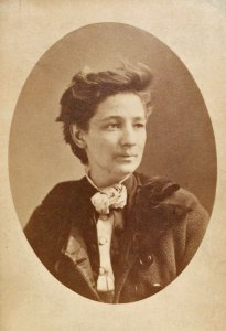 Portrait of Victoria Wookhull