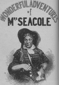 cover of Mary Seacole's autobiography