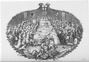 Meeting to petition King George III
