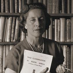 Helen Suzman in Parliament