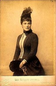 Photo of Jennie Jerome