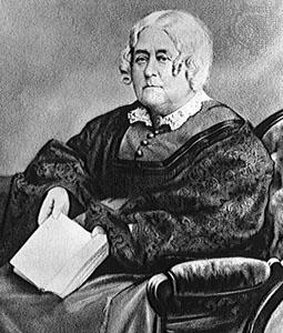 portrait of Elizabeth Peabody