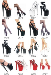 Fashionable shoes 2014