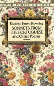 """Cover of """"Sonnets from the Portugese"""""""