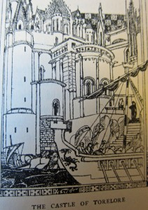 Aucassin-castle