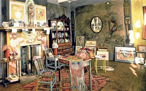 Studio of Vanessa Bell