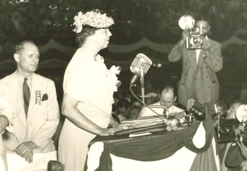 Eleanor Roosevelt1940