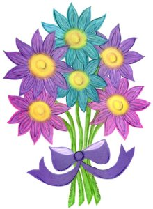 bouquet-of-flowers-drawing