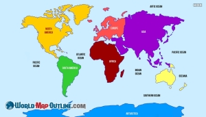 world-map-outline