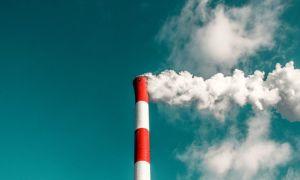 climate change smokestack